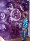 Wallpaint - Artystyczne Malowanie Ścian, Galerie Malowideł Zdjęcie