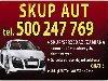 KUPIĘ KAZDE AUTO 789 098 631 DO 60 TYS ZŁ poszukuję Samochody Osobowe