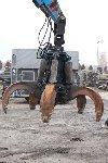 Koparki przeladunkowe Fuchs Terex MHL340 Sennebogen 825M Zdjęcie