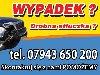 Odszkodowania UK 07943650200 Wypadek w UK ? poszukuję Motoryzacyjne / Mechanika