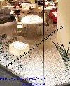 Folia biała tablicowa do pisania markerami- do oklejania szyb Zdjęcie