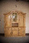 Piękny kredens z jasnego drewna ze szklaną witrynką poszukuję Meble / Dom / Ogród