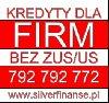 Kredyty dla FIRM! Na spłatę zaległości w ZS/US! Cała POLSKA! Zdjęcie