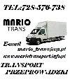 Transport - Przeprowadzki poszukuję Kierowcy, Kurierzy, Transport