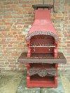 grill kominek betonowy malowany nowy poszukuję Meble / Dom / Ogród