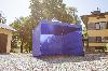 namiot handlowy konstrukcja standard 2,5x2,5 m Zdjęcie