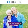 ZLECENIE DLA OPIEKUNA /OPIEKUNKI ZA 1400 EURO + 400 EURO PREMII!  / praca w Niemczech opieka poszukuję Służba zdrowia / Opieka