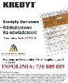 Kredyt dla Zadłużonych Cała Polska , bez opłat poszukuję Biznesowe / Współpraca