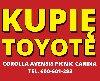 Kupię Toyote Corolla Avensis Picnic Carina - Dobre Ceny poszukuję Samochody Osobowe
