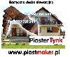 Promocja - PlasterTynk - Elastyczna imitacja drewna na elewacje poszukuję Pozostałe / Różne